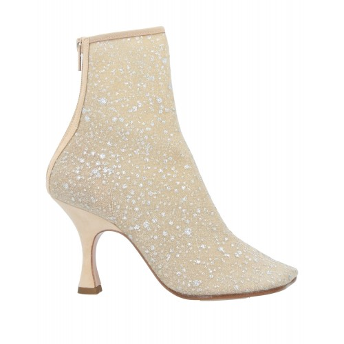 Women Low Heels Laced Shoes wholesale Cost - Women Ankle boots Textile fibers, Soft Leather A5B711590