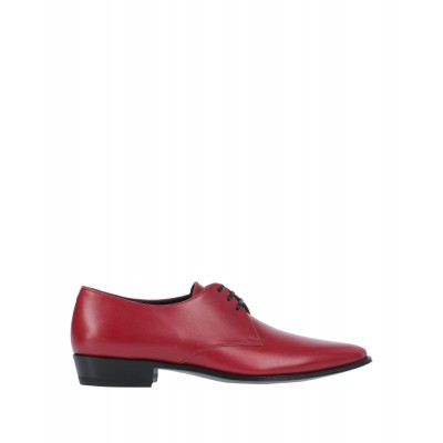Women Mid Heels Loafers Discount comfortable - Women Laced shoes Calfskin BCWLQ6070