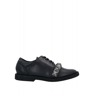 Women Mid Heels Loafers in new look The Most Popular - Women Laced shoes Soft Leather IVJOC6983