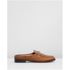 Women Salie Mules Vionic Toffee The Most Popular UOLLVKW