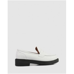 Women's Blodgett Loafers S by Sempre Di Off White ORPJDTP