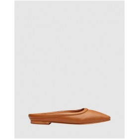 Womens Hally Slides Sol Sana Toffee in style XFVQIHQ