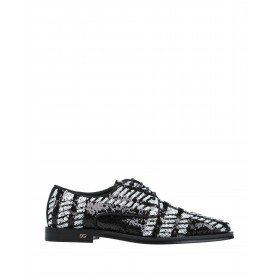Women Sneakers Cut Off lifestyle - Women Laced shoes 80% Polyester, 15% Viscose, 5% Cotton 3VQS03283