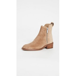 3.1 Phillip Lim Women's Alexa 40mm Boots Tobacco Fitted UHHE629