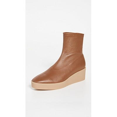 Clergerie Young Ladies Lexa6 Booties Wood shop online FHMY531