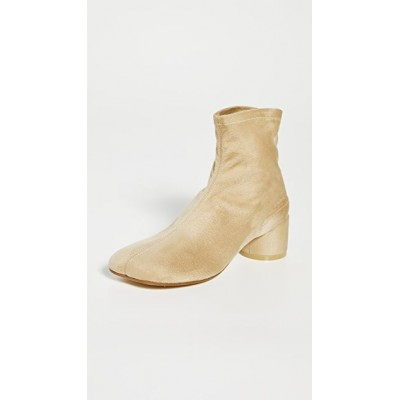 MM6 Maison Margiela Young Ladies Glove Booties Rose Cloud Trend ACGG653