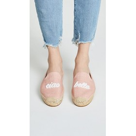Soludos Women's Ciao Bella Smoking Slippers Dusty Rose 2021 New YXYU967